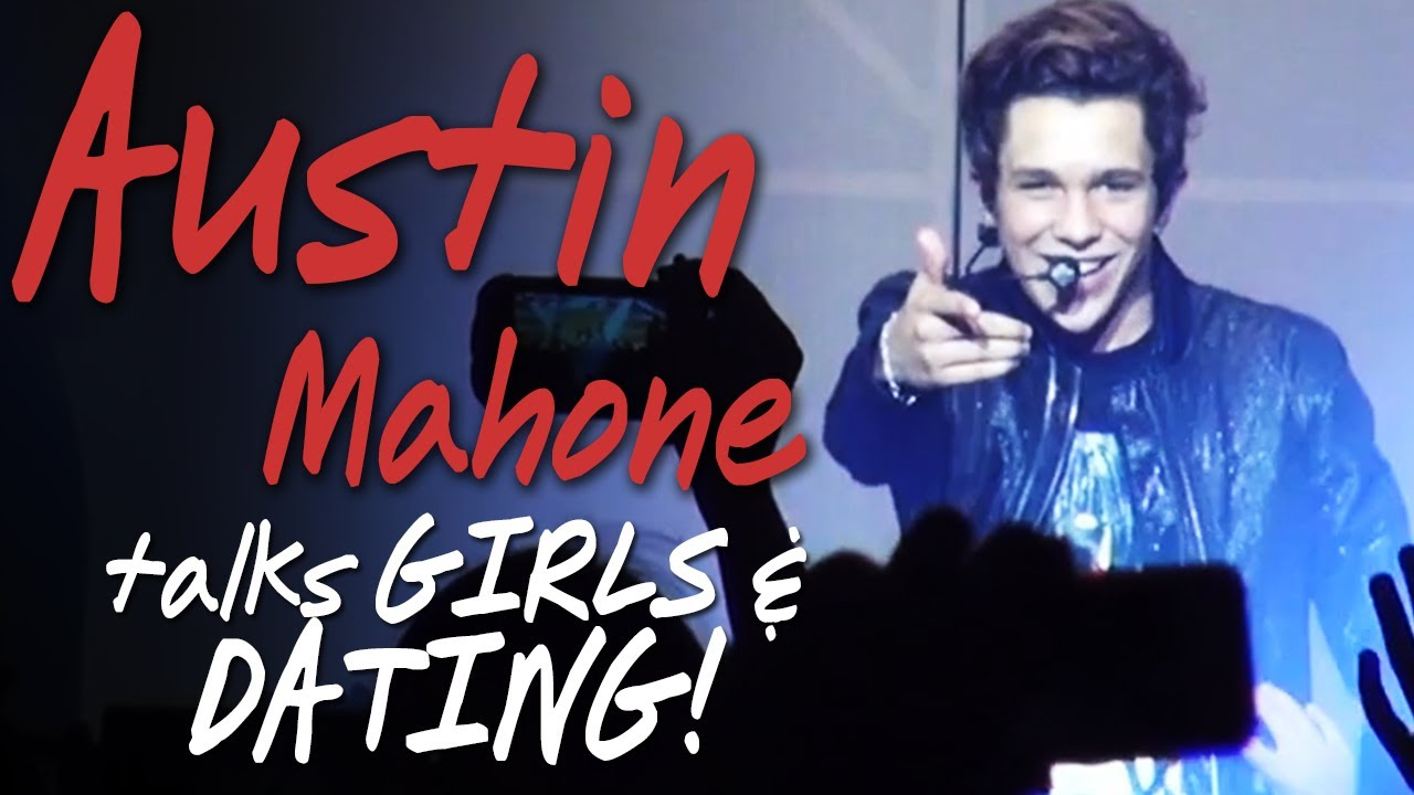 Austin mahone talking about dating a fan