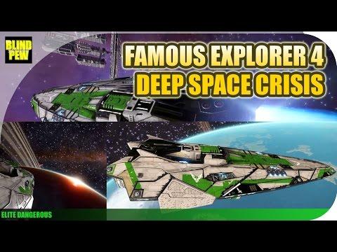 Elite Dangerous - The Famous Explorer 4 - Deep Space Crisis