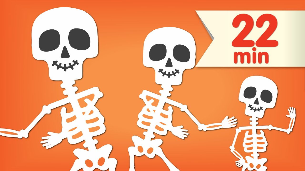 The Skeleton Dance More Dance Songs For Kids Super Simple