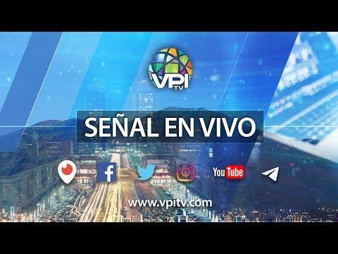 VPI TV - En Vivo Siempre - Noticias de Venezuela y Latinoamérica