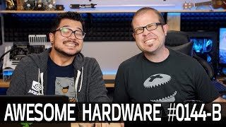 Awesome Hardware #0144-B: HTC Vive Pro, PUBG Mobile, Deleting Facebook thumbnail