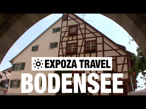 Bodensee (Germany) Vacation Travel Video Guide