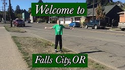 Welcome to Falls City, Oregon