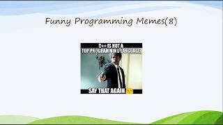 Meme's Work | Funny Programming Memes (Part 6)