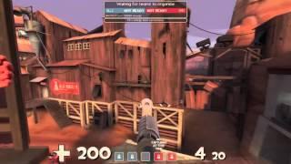 TF2 Tutorial - Rocket Jumping, Air Strafing, and Using Walls