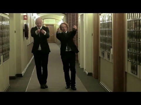 SP-Trygve danser på Stortinget