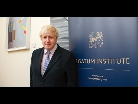 Athenian Civilisation: The Glory That Endures - with Boris Johnson