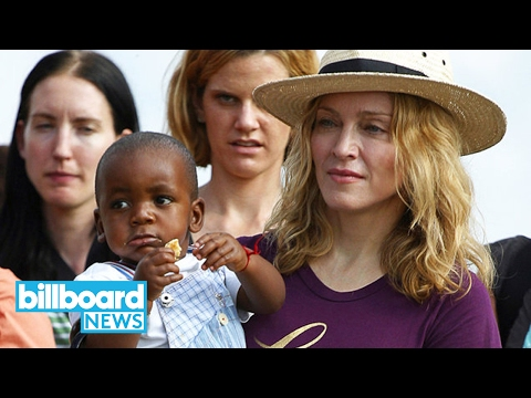 Madonna Faced 'Uncomfortable Questions' in Malawi Adoption Process | Billboard News