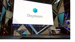 تغطية مؤتمر جوجل I/O 2016: منصة الواقع الافتراضي لأندرويد Daydream