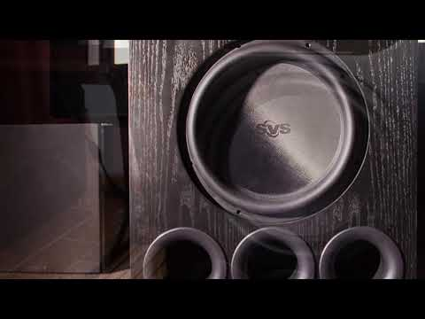 SVS PB16 Ultra 1500 Watt 16in Ported Cabinet Subwoofer Review