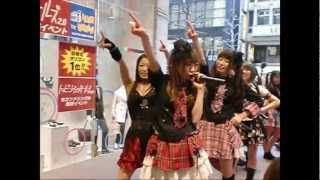 世界初!客席へダイブするヘヴィメタル・アイドル・ユニット、アリス十...