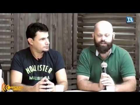 Programa com participação de Alexandre Paiva - dia 21/02/17