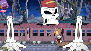 #21『Cuphead』Phantom Express in