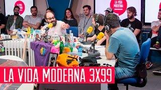 La Vida Moderna 3x99...es sobornar al puerta de la disco con Tickets Restaurant