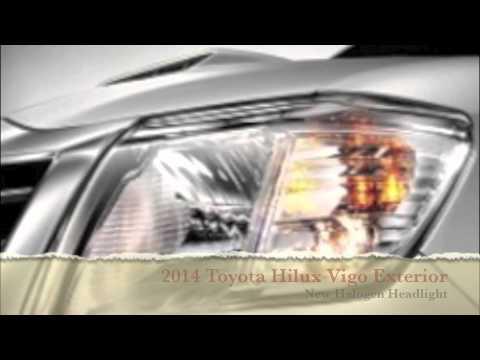 New 2014 Toyota Hilux Vigo Champ Minor Change vs. Next Generation 2015 Toyota Hilux 2016