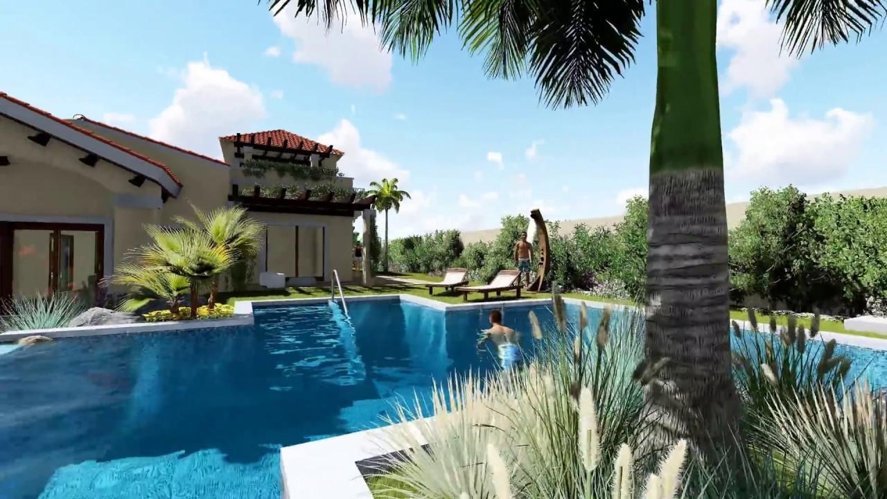 Progettazione giardino 3d sgaravatti group youtube for Giardino 3d