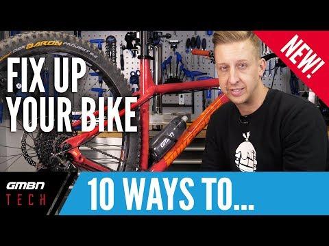 Ten Ways To Refresh Your Mountain Bike   GMBN's Guide To MTB Maintenance