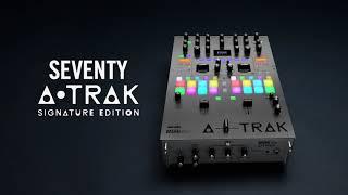 RANE SEVENTY A-TRAK SIGNATURE EDITION | Signature DJ Mixer with Fader FX | Introduction