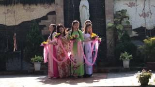 Giáo xứ Trung Phước - Ngàn hoa dâng tiến