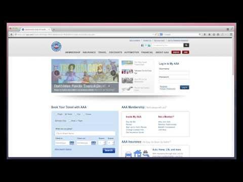 AAA Insurance Bill Payment Video Guide | MyBillCom.Com