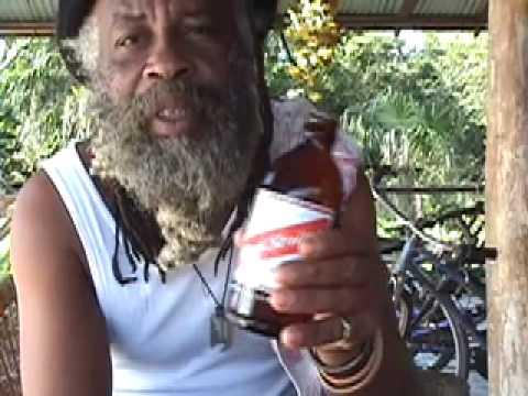 jamaican tour guide captain crazy