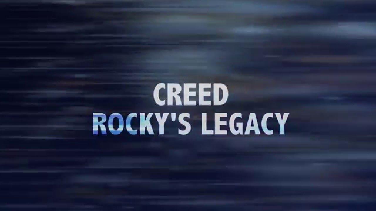 Download Creed - Rocky's Legacy KINO-Tipp