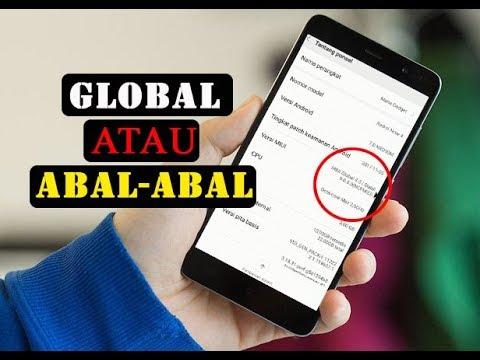 Cara Cek ROM Xiaomi Global (Asli) atau Abal Abal (Palsu)