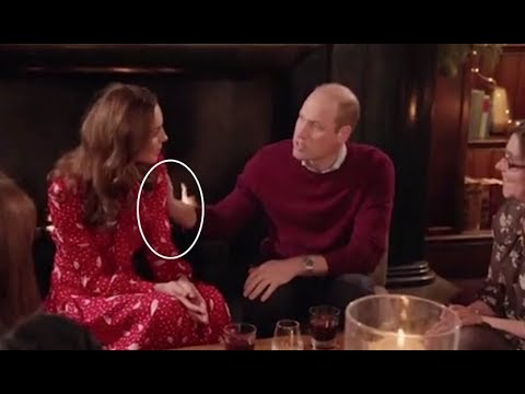 Prince William Gets Awkward Shrug Off From Kate Middleton On TV