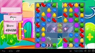 Candy Crush Saga  Level 650 complete