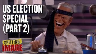 Spitting Image - US Election Special (Part 2) | Full Episode