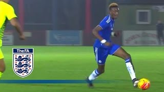Chelsea U18 6-1 Huddersfield Town U18 (2015/16 FA Youth Cup R3) | Goals & Highlights