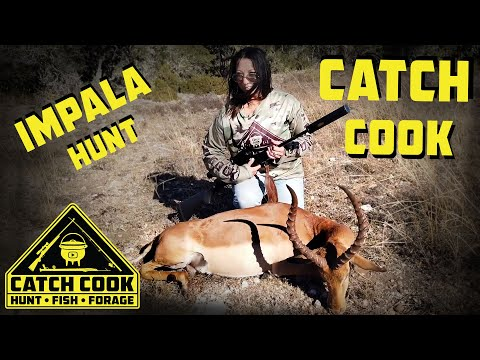 'Virgin' hunter pulls out the big gun at Bloukrans Eastern Cape South Africa | CATCH COOK