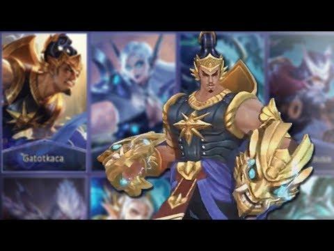 NEW Hero Gatot Kaca Release Date! Mobile Legends