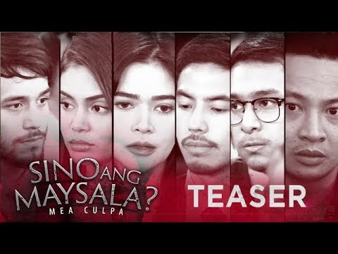 Sino Ang Maysala Suspense Trailer: This Monday, April 29 on ABS-CBN!