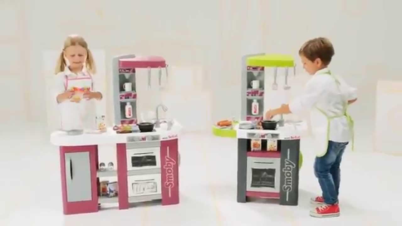 Mini Tefal Studio  Kuchnie  Smoby  PL  YouTube -> Kuchnie Zabawkowe Tefal
