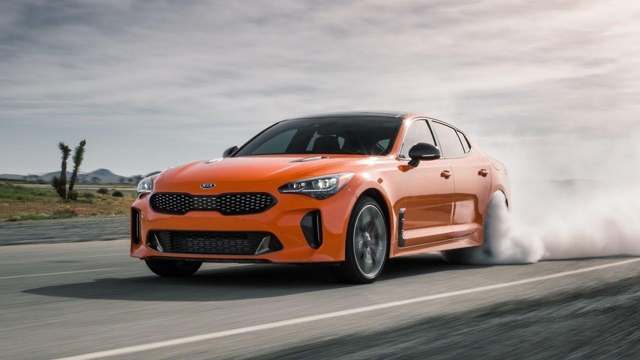 Kia >> 2020 Kia Stinger GTS – Exterior, Interior & Drive - YouTube