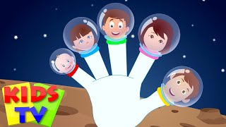 Finger Family - Astronauts | Nursery Rhyme Songs For Toddlers | Cartoon Videos For Kids by Kids Tv