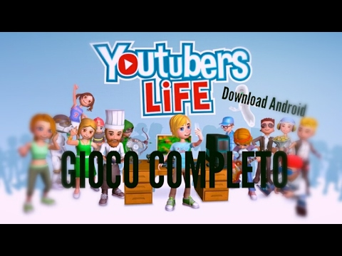 Come scaricare Youtubers life - gaming GIOCO COMPLETO illimitato + mod (android e IOS)