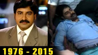 TV9 News reader Badri Passed Away in Road Accident || NTV