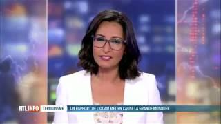 L'Usine Belge de jihadistes: Grande mosquée de Bruxelles ❤