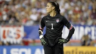 Hope Solo | Ultimate Saves Compilation | 2017