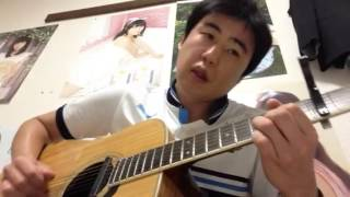 超久々にギターを触ったので、撮ってみました。