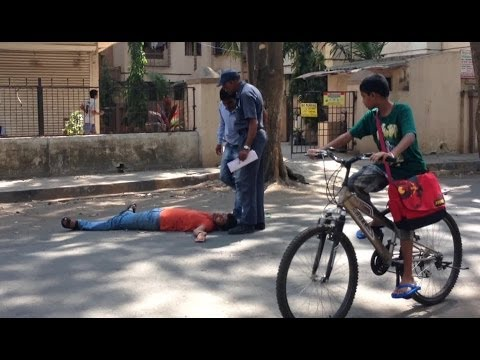 Acting Dead! Prank In India By Funk You - Social Experiment (Prank In India)