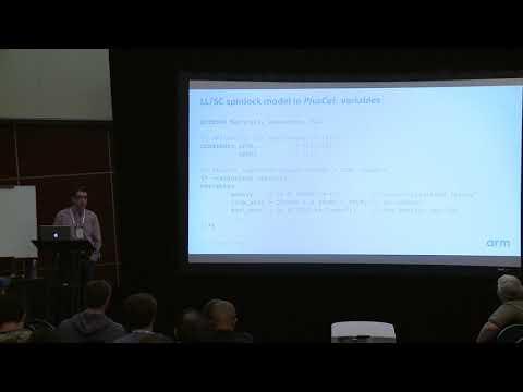 LPC2018 - Formal Methods for Kernel Hackers