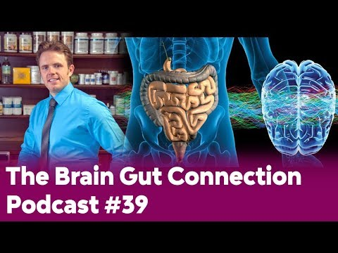 The Brain Gut Connection - Enteric, Sympathetic and Parasympathetic Nervous System - Podcast #39