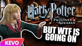 Prisoner of Azkaban but wtf is going on