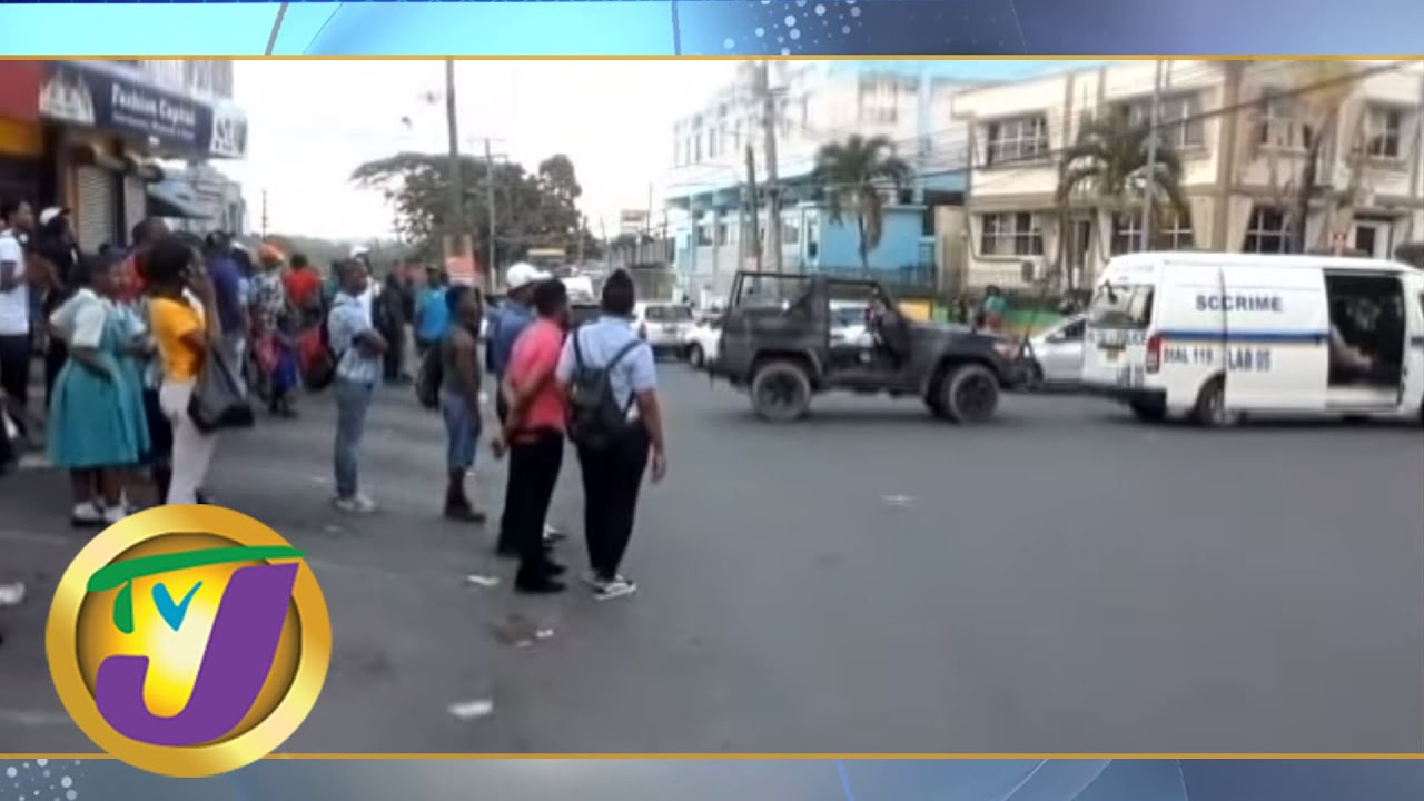TVJ News Today: Another Robbery in Clarendon - June 4 2019