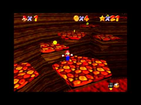 Lethal Lava Land 10 Hours - Super Mario 64