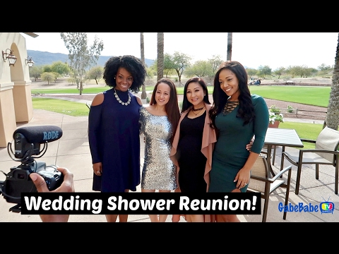 WEDDING SHOWER REUNION!