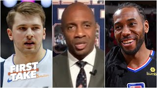 Jay Williams doesn't see the Mavericks beating the Clippers in the playoffs | First Take